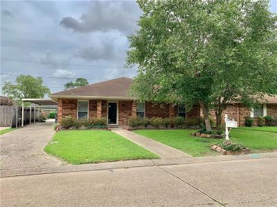 Destrehan, St. Rose Single Family Home For Sale: 119 Ormond Village Drive