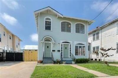 New Orleans Multi Family Home For Sale: 4206-08 S Galvez Street