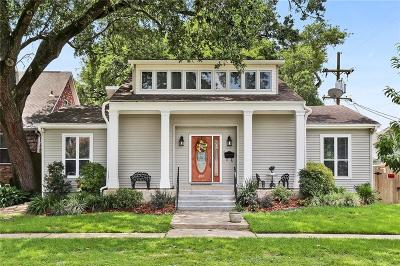 Single Family Home For Sale: 422 Chapelle Street