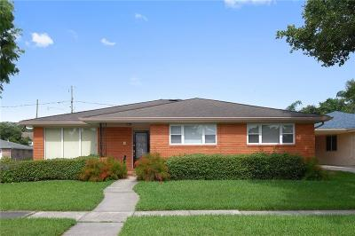 Single Family Home For Sale: 3500 Clifford Drive