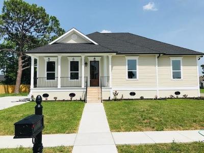 Arabi Single Family Home For Sale: 501 Rowley Boulevard