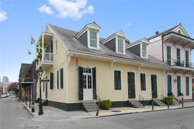 French Quarter Multi Family Home For Sale: 1000 Orleans Avenue #1000