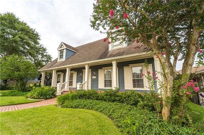 Single Family Home For Sale: 5333 Canary Ansas Drive