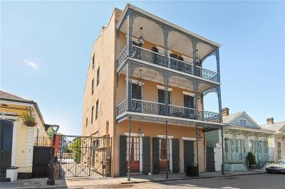 French Quarter Multi Family Home For Sale: 830 St Philip Street #I