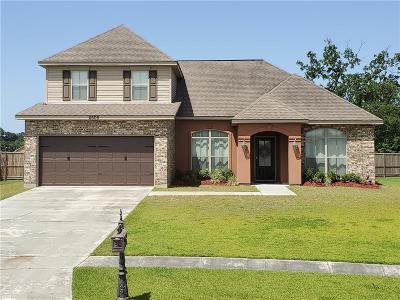 Single Family Home For Sale: 9505 Sweet Bay Lane