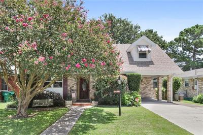 Single Family Home For Sale: 1709 Madison Street