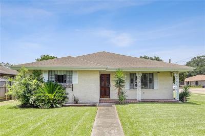 Single Family Home For Sale: 3420 Lemon Street
