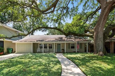 Single Family Home For Sale: 312 E William David Parkway
