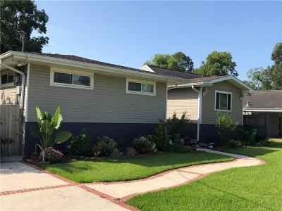 River Ridge, Harahan Single Family Home For Sale: 721 Stewart Avenue