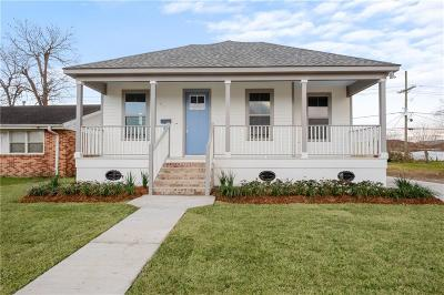 Arabi Single Family Home For Sale: 1517 Schnell Drive