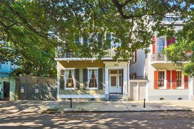 French Quarter Single Family Home For Sale: 922 Esplanade Avenue