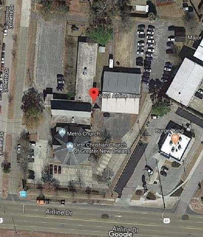 Metairie Residential Lots & Land For Sale: 8121 Airline Drive