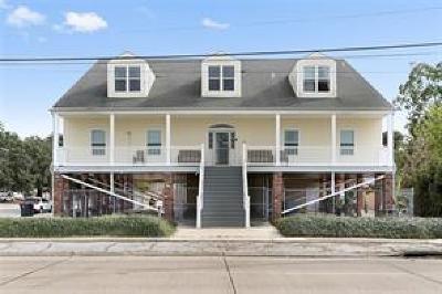Single Family Home For Sale: 7520 Hayne Boulevard