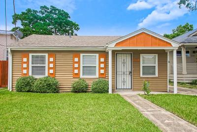 Single Family Home For Sale: 4338 Randolph Street