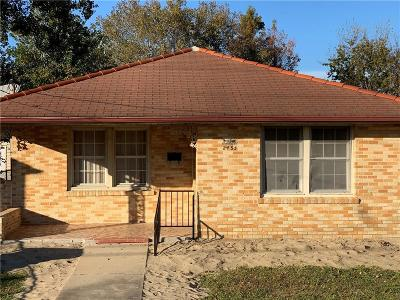 Single Family Home For Sale: 2455 Mexico Street