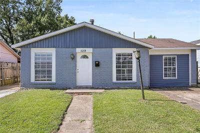 Single Family Home For Sale: 129 Georgetown Drive