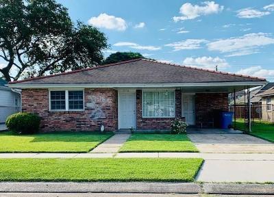 Mereaux, Meraux Single Family Home For Sale: 2116 Valmar Drive