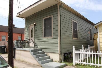 Single Family Home For Sale: 3014 Orleans Avenue