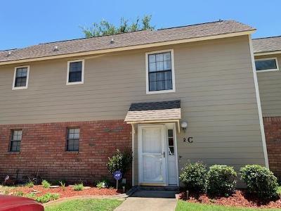 Kenner Multi Family Home For Sale: 1500 W Esplanade Street #2C