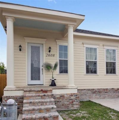 Single Family Home For Sale: 2608 Republic Street