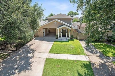 Single Family Home For Sale: 6571 Bellaire Drive