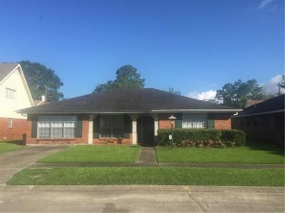 River Ridge, Harahan Single Family Home For Sale: 128 Hazel Drive