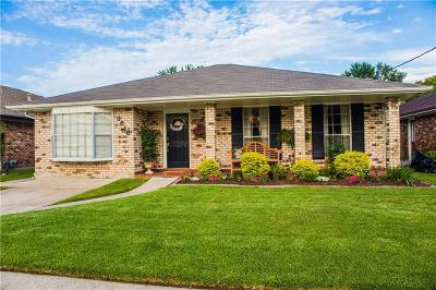 Kenner Single Family Home For Sale: 3216 Maryland Avenue