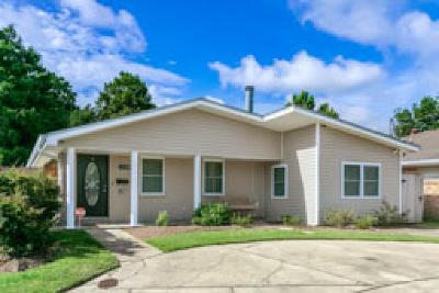 Metairie Single Family Home For Sale: 5208 Trenton Street