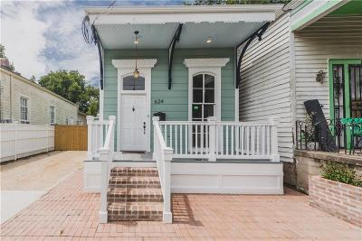 Single Family Home For Sale: 624 Fourth Street