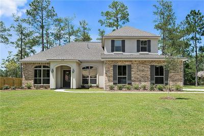 Single Family Home For Sale: 9554 Sweet Bay Lane