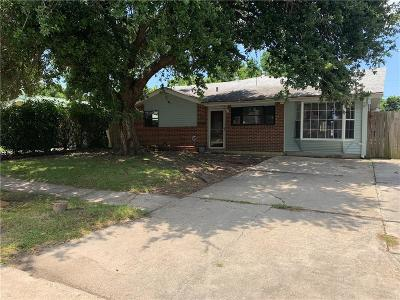 Marrero Single Family Home For Sale: 5148 Evans Drive