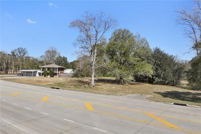 Slidell Residential Lots & Land For Sale: Fremaux Avenue