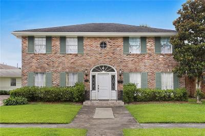 Metairie Single Family Home For Sale: 4804 Alphonse Drive