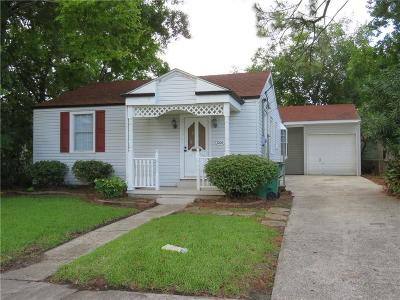 Metairie Single Family Home For Sale: 1004 Marian Avenue