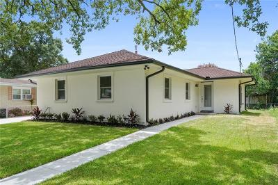 Single Family Home For Sale: 1204 Francis Avenue