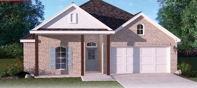Slidell Single Family Home For Sale: 517 Oak Haven Court