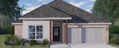 Slidell Single Family Home For Sale: 628 Cat Island Court