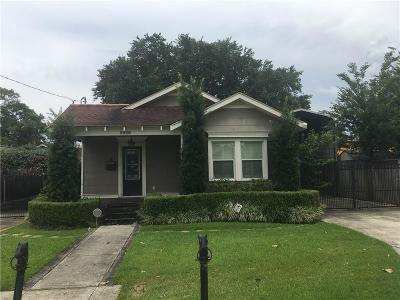 Single Family Home For Sale: 2020 Elm Street