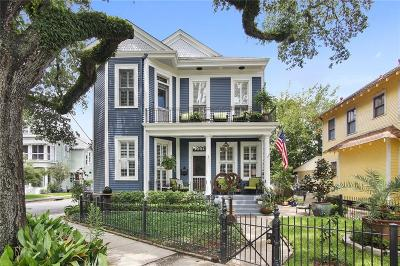 Single Family Home For Sale: 1001 N Carrollton Avenue