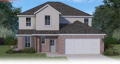 Slidell Single Family Home For Sale: 421 Oak Haven Court
