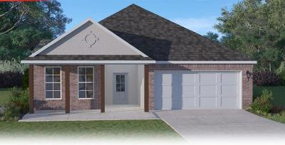 Slidell Single Family Home For Sale: 501 Oak Haven Court