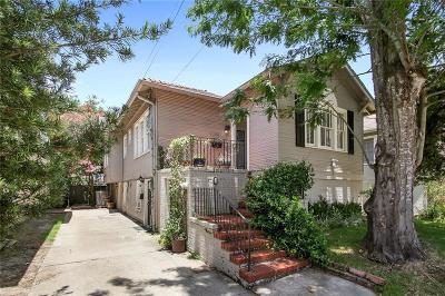 Multi Family Home For Sale: 2720 Octavia Street