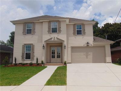 Metairie Single Family Home For Sale: 4705 Morales Drive