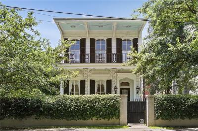 Single Family Home For Sale: 1416 Peniston Street