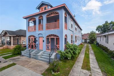 Jefferson Parish, Orleans Parish Multi Family Home For Sale: 8629-35 Nelson Street