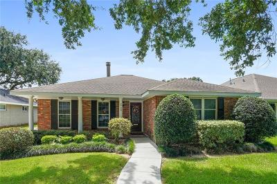 Single Family Home For Sale: 3708 Clifford Drive