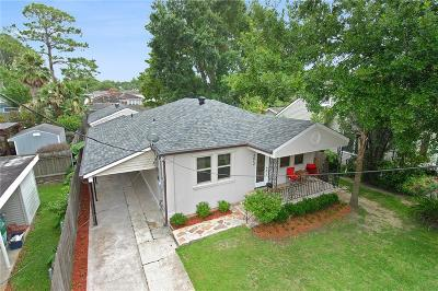 Single Family Home For Sale: 3612 Bore Street