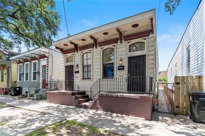 Single Family Home For Sale: 3008 Bienville Street