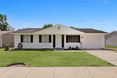 Single Family Home For Sale: 852 Morningside Drive