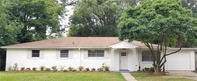 Metairie Single Family Home For Sale: 1004 Belmont Place